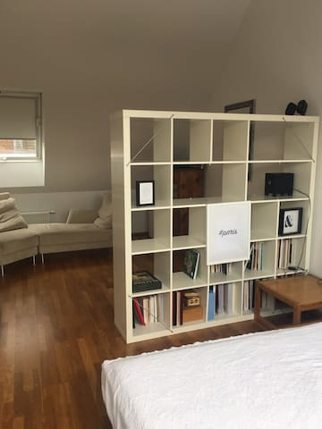 Schönes Zimmer in ruhiger zentraler Lage