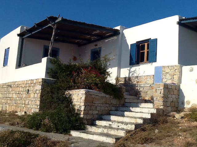 Villa with amazing aegean vew - Δονούσα