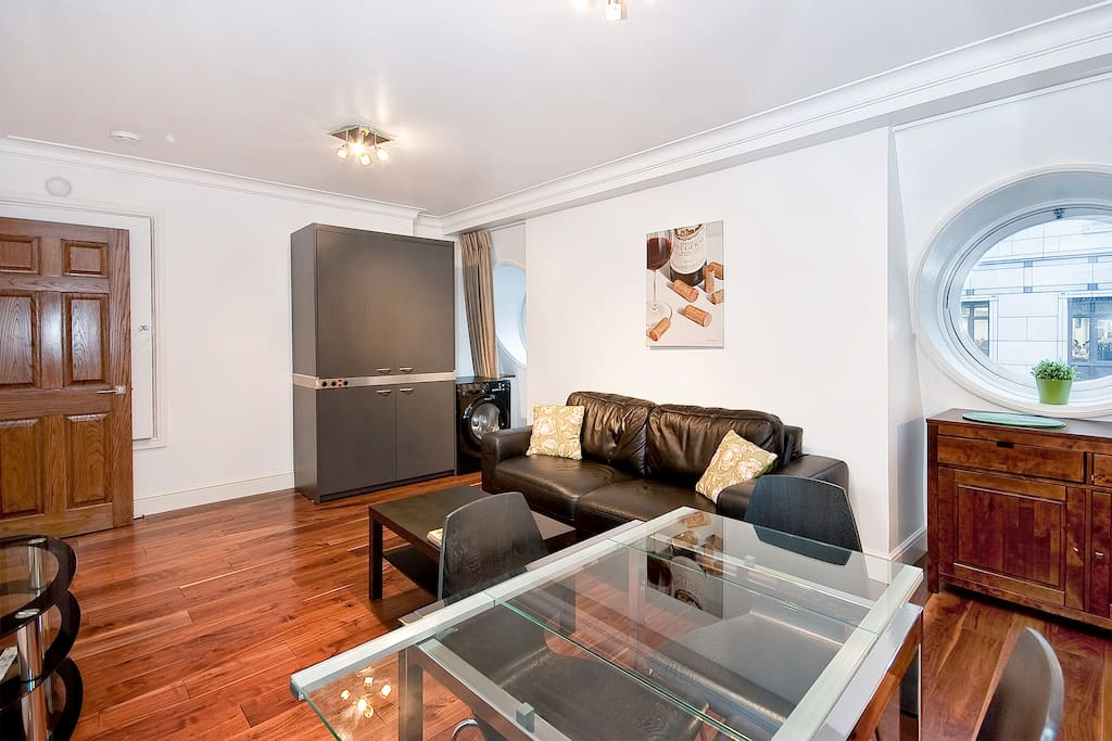 Top floor 1 bed with kitchenette and balcony - Posto letto londra ...