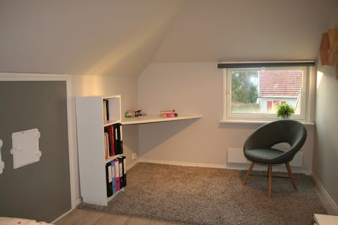 Nice, privat room