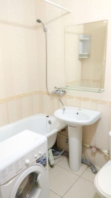 Bathroom Ванная