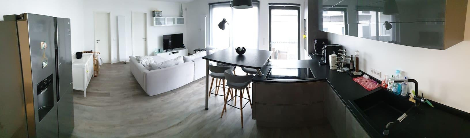 appartement moderne et de haut standing