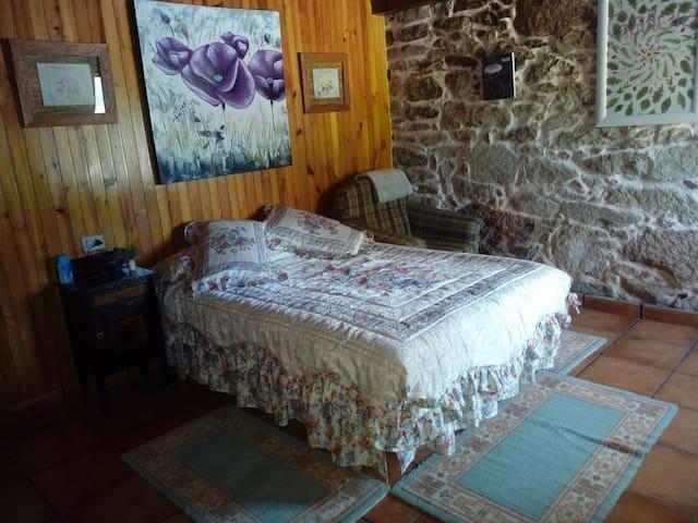 Habitación privada en casa rural