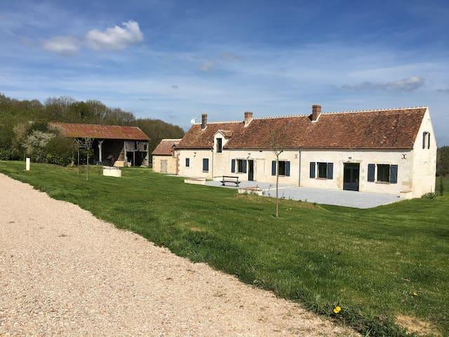 La maison des Goupillières - Beaumont Les Autels - Huis