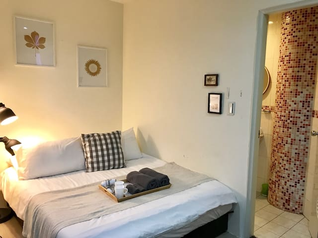 Clean & Simple Studio @ Ximen MRT (4 min walk)