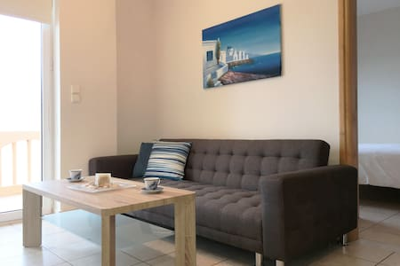 Koumpe Blue Seaside Apartment - Rethymno - อพาร์ทเมนท์