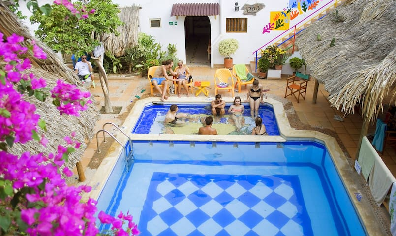Divanga your home in Taganga - Taganga - Bed & Breakfast