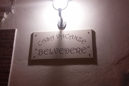 Casa Vacanze Belvedere - Salandra - Daire