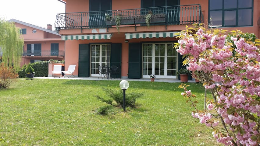 Verde, golf e tranquillità in Monferrato - Fubine - Apartment