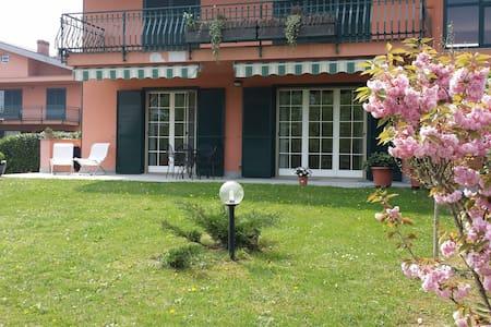Verde, golf e tranquillità in Monferrato - Fubine - Wohnung
