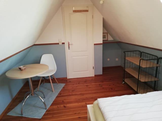 Gemütliches Dachzimmer