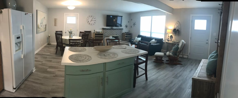 Freshly renovated Loch Lomond House