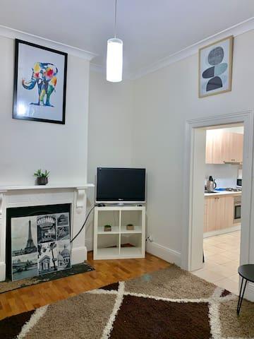 Flinders shared house
