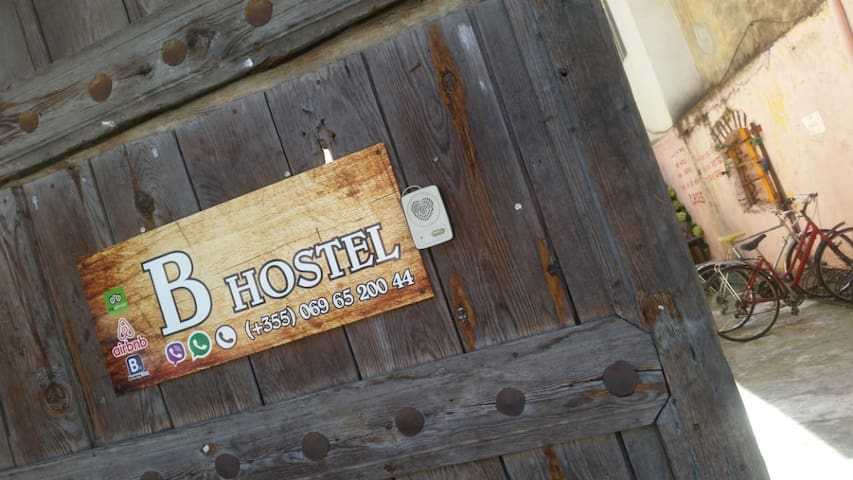 B Hostel (Four bedroom & breakfast)