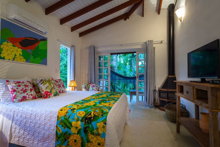 Venha viver o melhor na vivenda - Paraty - Bed & Breakfast