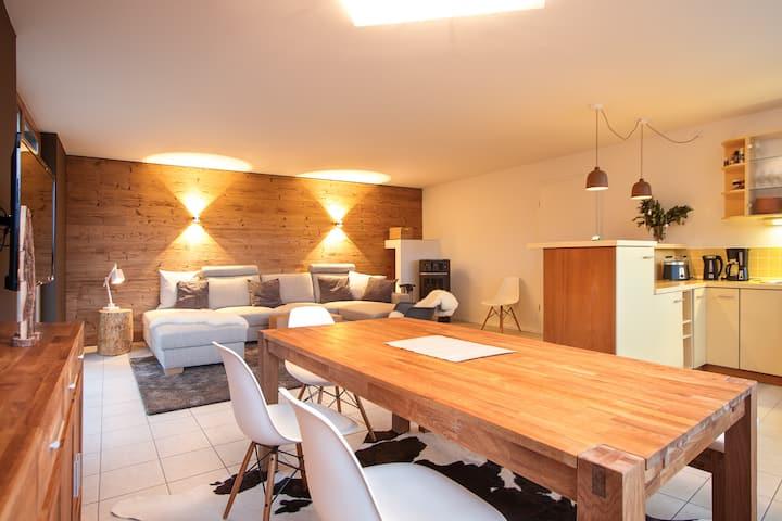 Ferienhaus Oberwiesenthal - Zuhause mit Aussicht