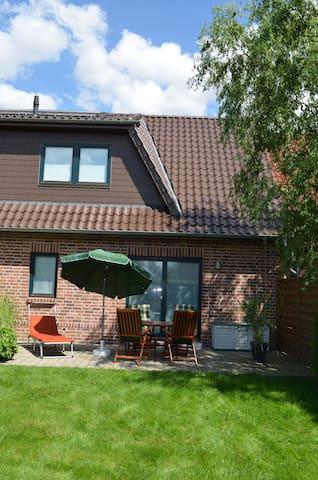 Ferienhaus in Ostseenähe - Wohnung 2