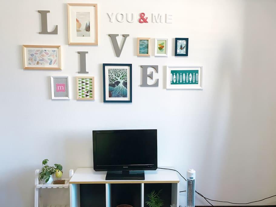 创意电视墙