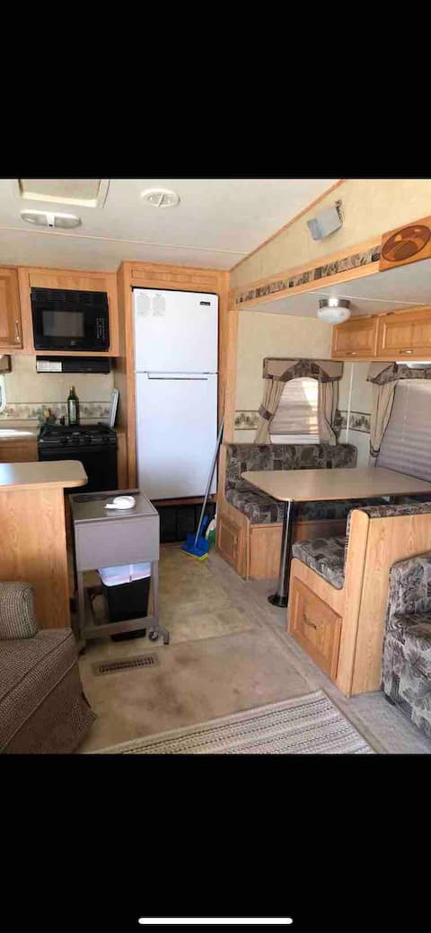 Roomy RV space 3 with Satellite