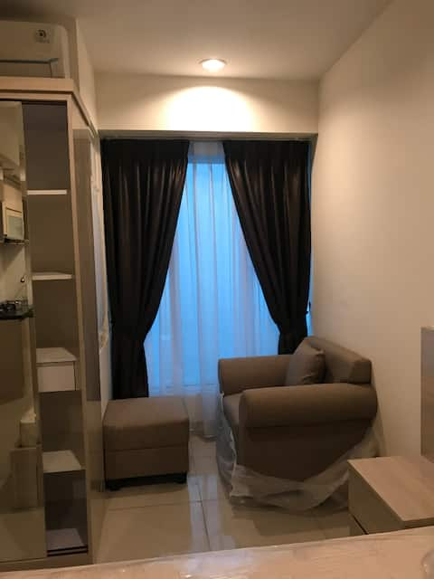 Grand Kamala Lagoon Apartment Studio Mall Bekasi