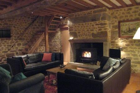Delightful old farmhouse and garden - Beauvain - House