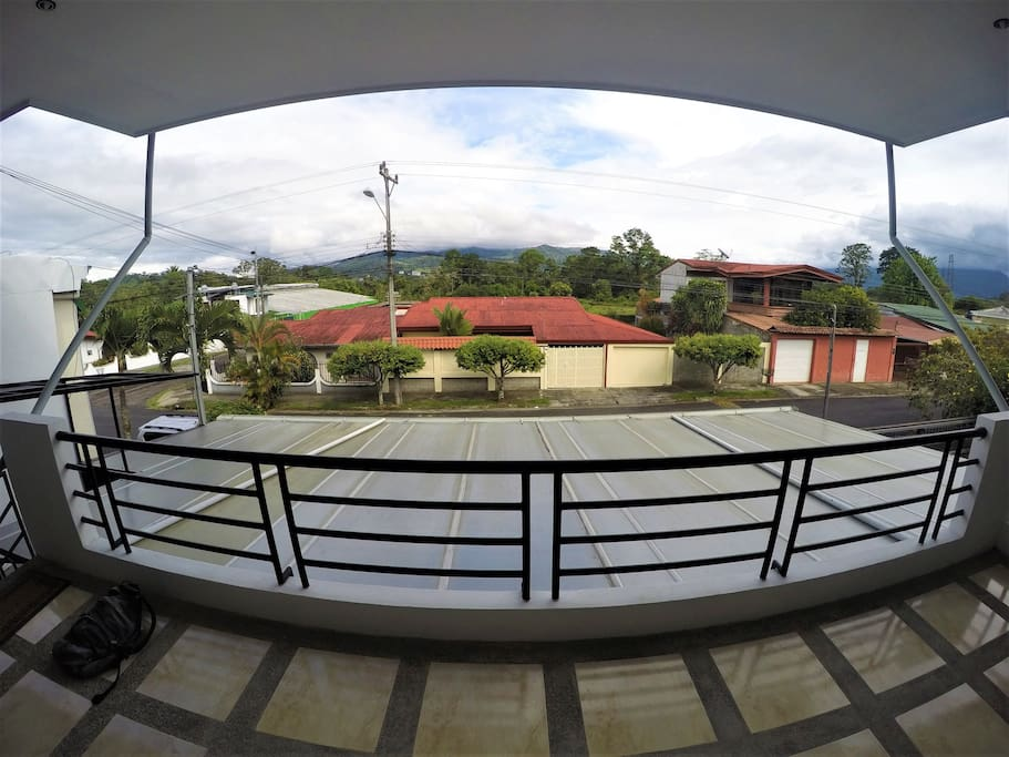 Enjoy the most silent neighborhood in Turrialba: Ciudadela Jorge Debravo, named after the most renowned poet in Costa Rica.