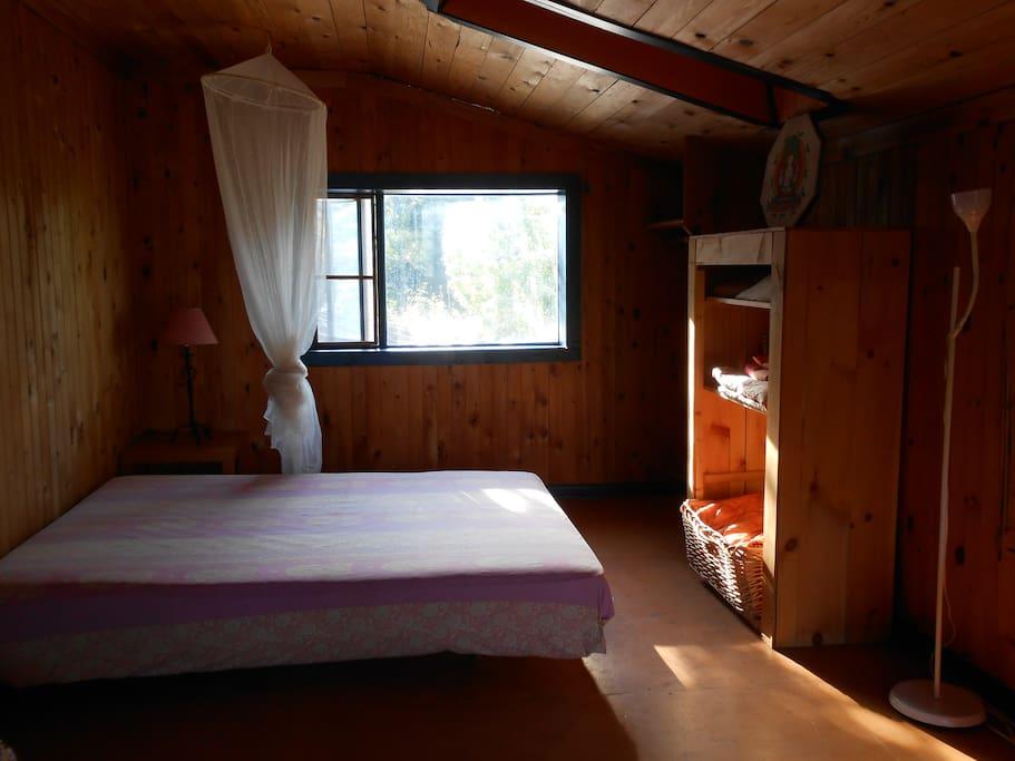 Simplicité rustique avec le confort du camping de luxe!!!