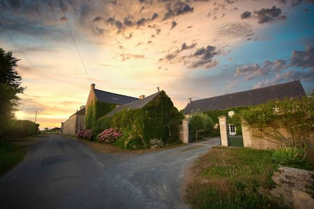 Traditional Normandy home, modern comforts