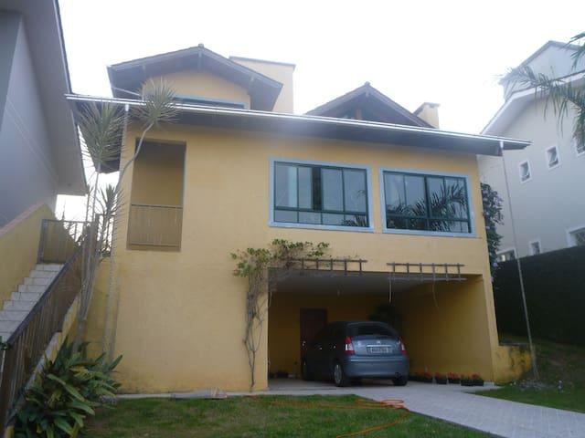 Casa na Grande Florianópolis