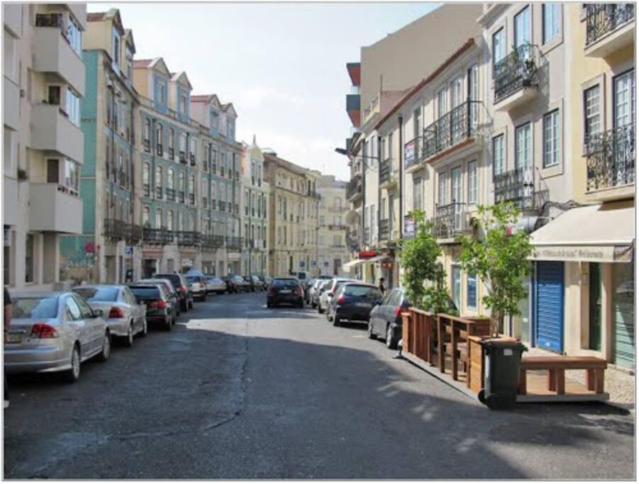 Rua de Arroios