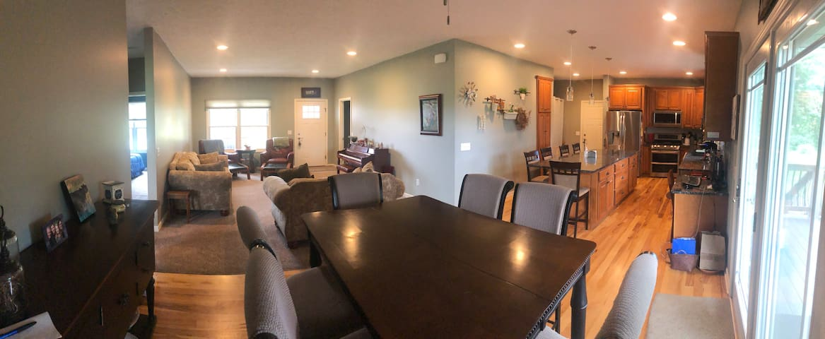 3 bedroom home in Rural Nebraska