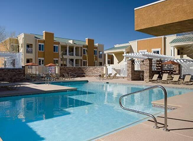 Las Vegas Tropicana 1bApt Worldmark/Wyndham Resort - Las Vegas - Apartment
