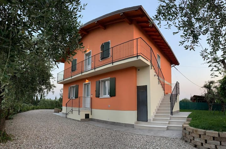Casa Mìtìlà - 1° piano (1°floor)