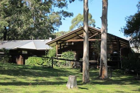Escape to beautiful Bundook in a private farmstay