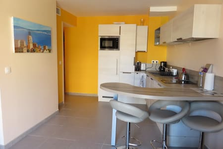 Appartement t2 centre ville, 100 m de la plage - Sainte-Maxime - Byt