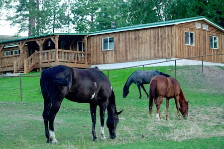 'Townsend Ranch Bunkhouse' on Working Ranch!