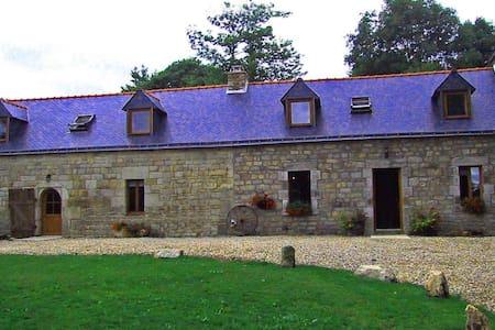 Poppy & Rose -traditional gites in rural Brittany - Ploërdut - Ferienunterkunft
