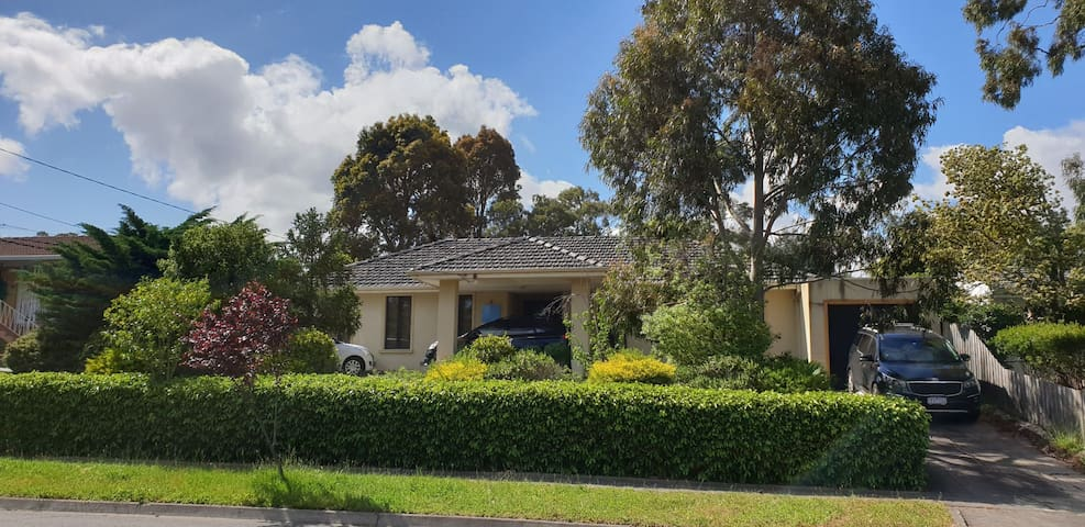 Family Home at Pinewood Reserve