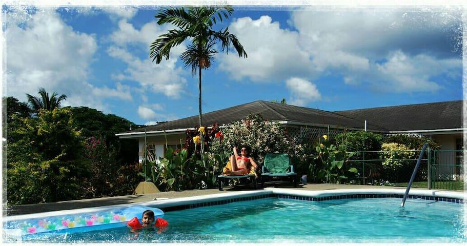 Turtleview Guesthouse Tobago Studio Apt #3