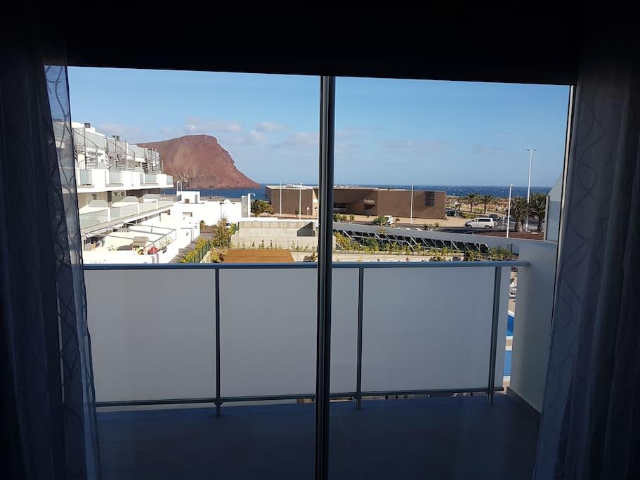 Aussicht Balkon, WZ