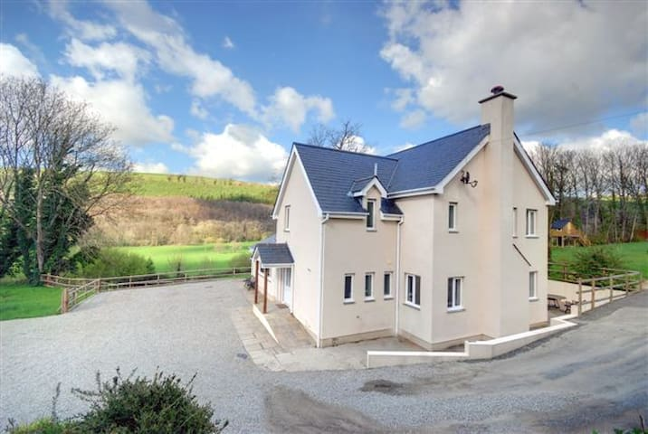 Priory House; secluded 12-14 ppl in North Devon - Devon - Haus
