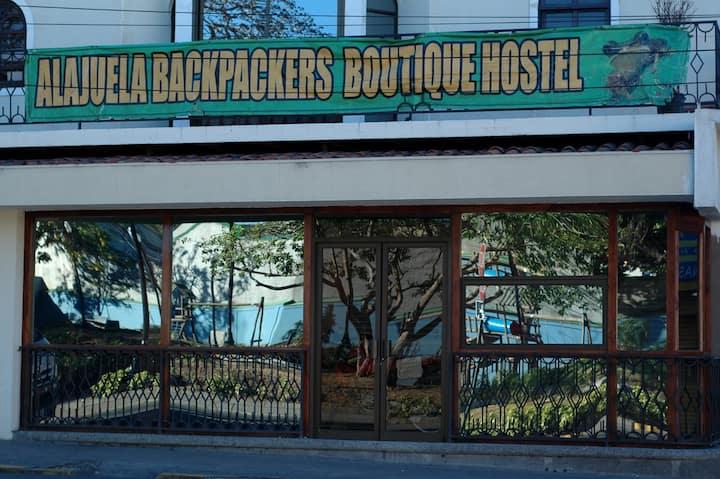 6 Beds Shared Dorm Alajuela Backpackers