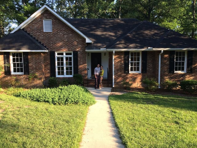 Master's Rental- 12 min to course - North Augusta