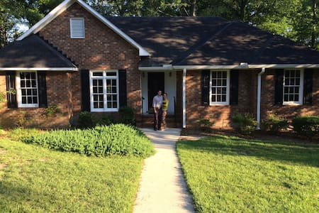 Master's Rental- 12 min to course - North Augusta - House