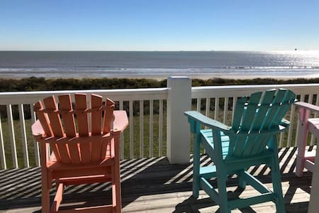 Southern Wave, Beachfront, Pet Friendly, WiFi