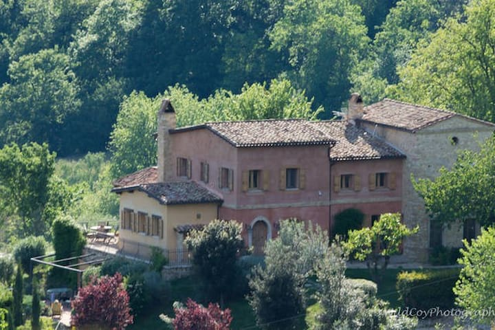6-p Appartement Roma Sabina - Poggio Catino - Wohnung