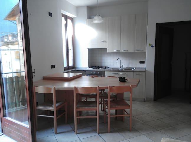 Appartamento a Valdaone - Praso
