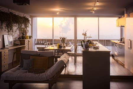Luxurious and quiet loft stunning view in Paris - París