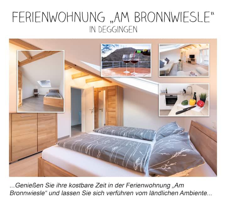 """Ferienwohnung """"Am Bronnwiesle"""""""