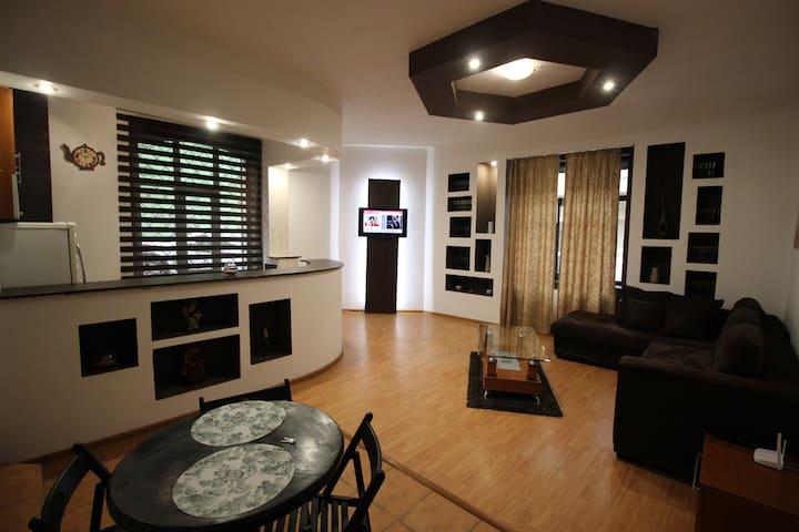 92 Castelului - one bedroom apartment